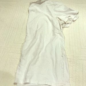 Banana Republic Basic White Soft Tee-Shirt XL